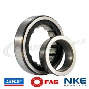 NUP Single Row Cylindrical Roller Bearing
