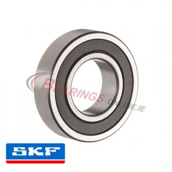 6204RSC3 RUBBER SEALS DEEP GROOVE BALL BEARING SKF 20x47x14 mm